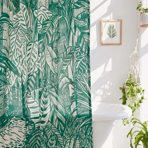 The Prettiest Shower Curtains You've Ever Seen thumbnail
