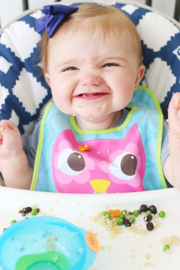 Three Healthy Baby Food Recipes from @cydconverse and @munchkin | How to make baby food and baby feeding other tips!