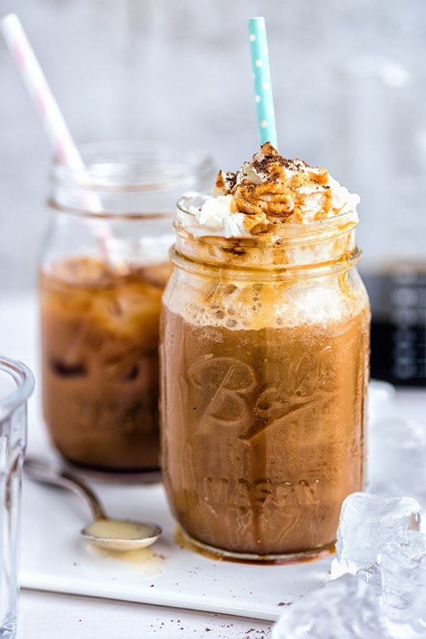 Vietnamese Iced Cold Brew Coffee Recipe | Best Iced Coffee Recipes from @cydconverse