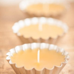 DIY Beeswax Candles for Fall thumbnail