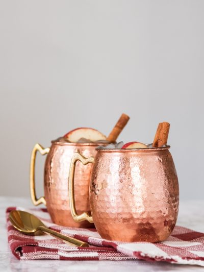 Apple Cider Moscow Mule thumbnail