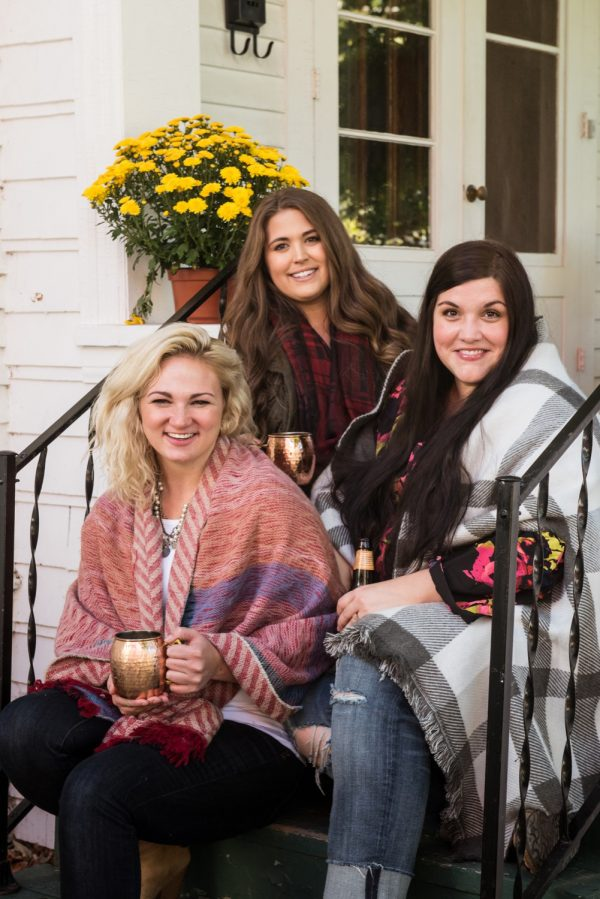 A Cozy Fall Housewarming Party | Entertaining ideas, party ideas, party recipes and more from @cydconverse