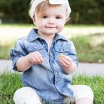 A Baby Capsule Wardrobe for Fall