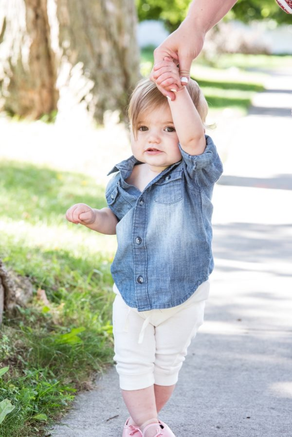 Baby Capsule Wardrobe for Fall | Baby fashion, best blogs for moms, and baby style from @cydconverse