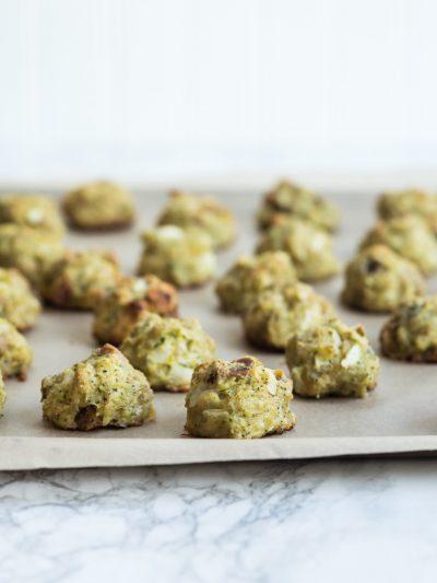 Zucchini Veggie Balls thumbnail