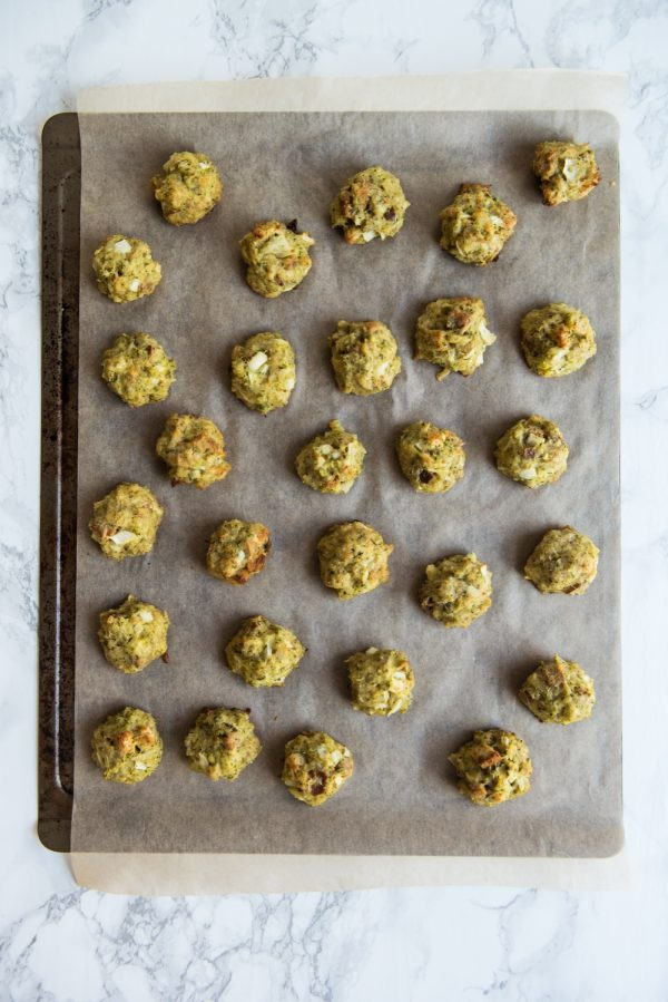 Zucchini Veggie Balls | Party appetizers, entertaining ideas, party ideas, party recipes and more from @cydconverse