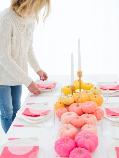 12 Beautiful Modern Thanksgiving Decorations thumbnail