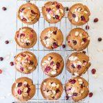 Citrus Cranberry Muffins