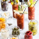 A New Year's Day Bloody Mary Bar