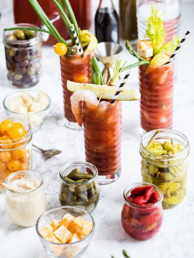 A New Year's Day Bloody Mary Bar thumbnail