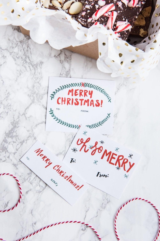 6 Christmas Chocolate Bark Recipes   Homemade Christmas gifts, Christmas recipes and more from @cydconverse
