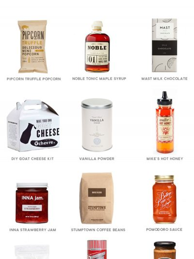 The Gift Guide: Edible Gifts for Foodies Under $30 thumbnail