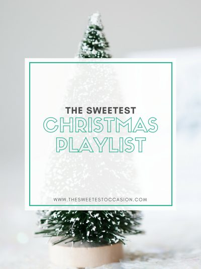 The Sweetest Christmas Playlist thumbnail