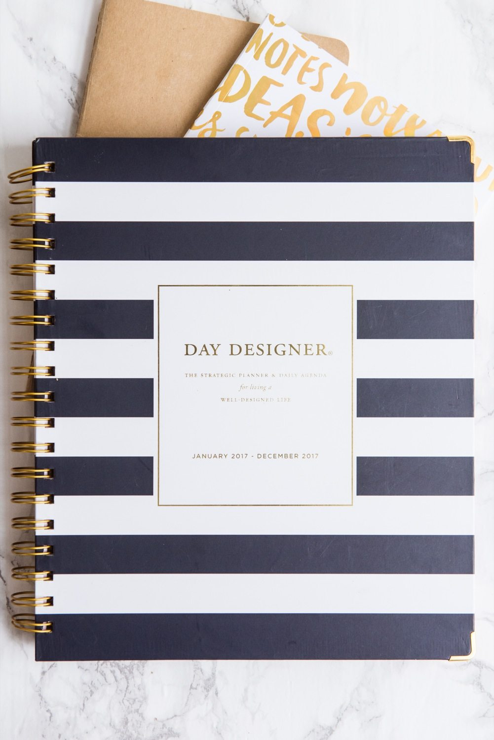 photograph about Day Designer Planners called My Favourite Planner for Starting to be Prepared inside 2017 - The