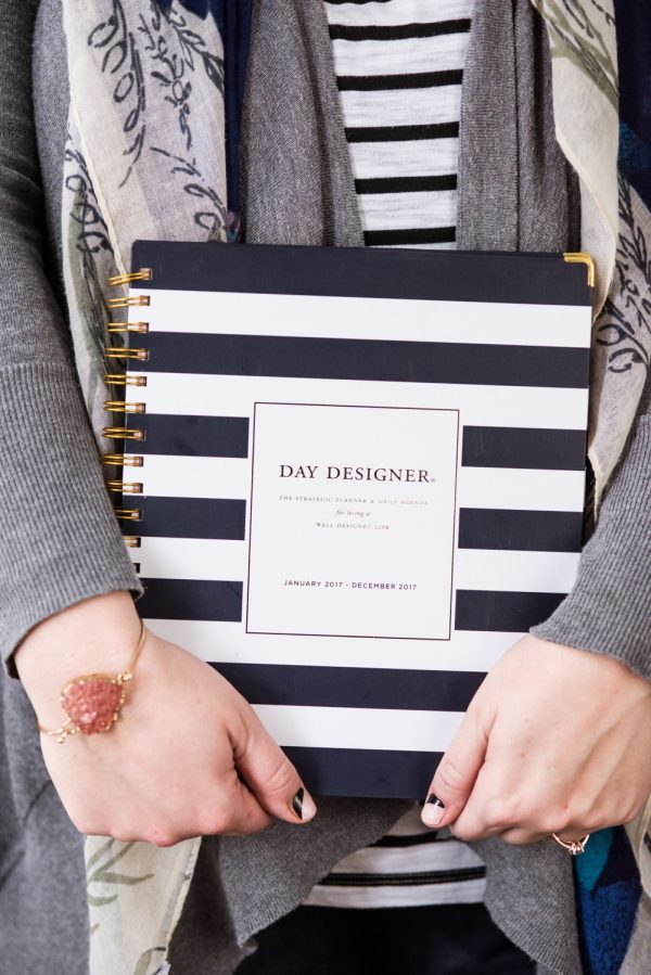 Best Planners for 2017 | Day Designer Review from @cydconverse