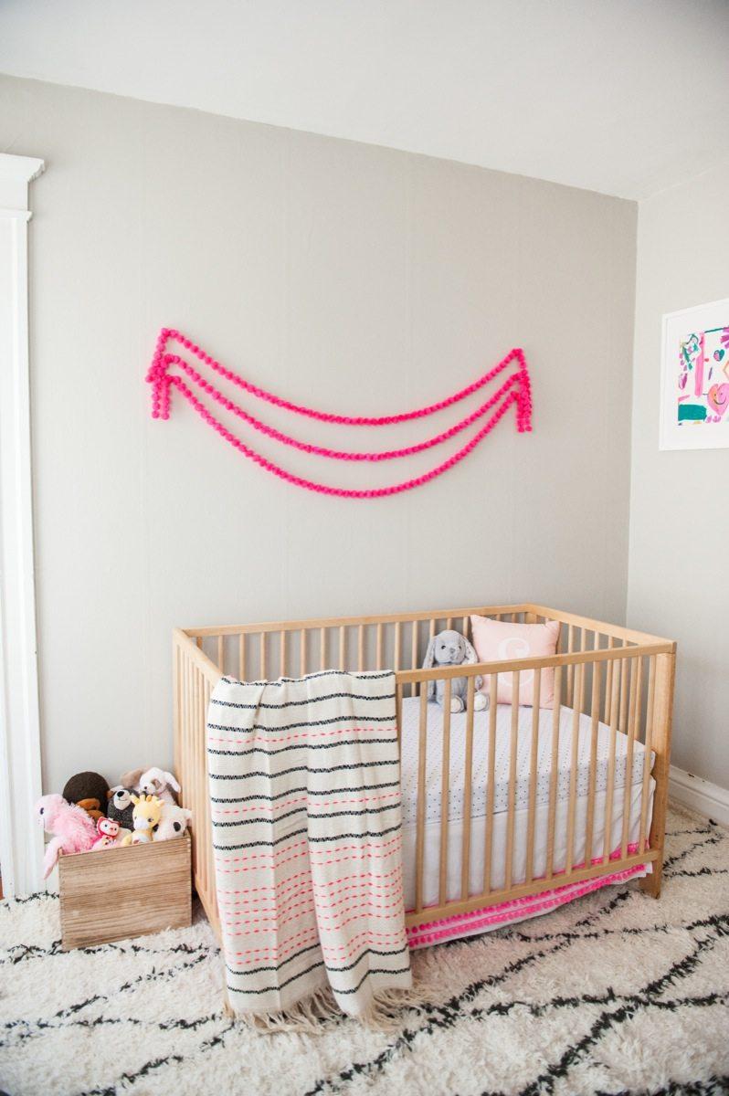 Modern Neon Nursery Tour   Nursery ideas, home decor, entertaining ...