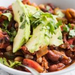 Four Bean Veggie Chili