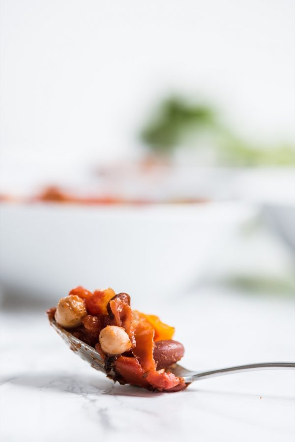 Best Vegan Chili Recipe   Vegetarian chili, Super Bowl recipes, party ideas, entertaining tips and more from @cydconverse