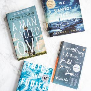 My Winter Reading List thumbnail