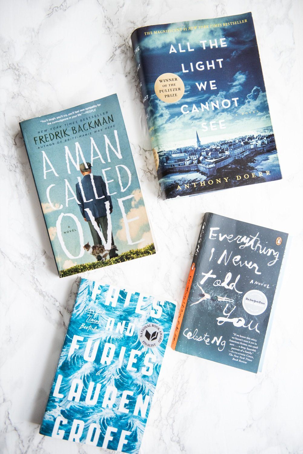 My Winter Reading List | Book club recommendations, reading recommendations and more from @cydconverse