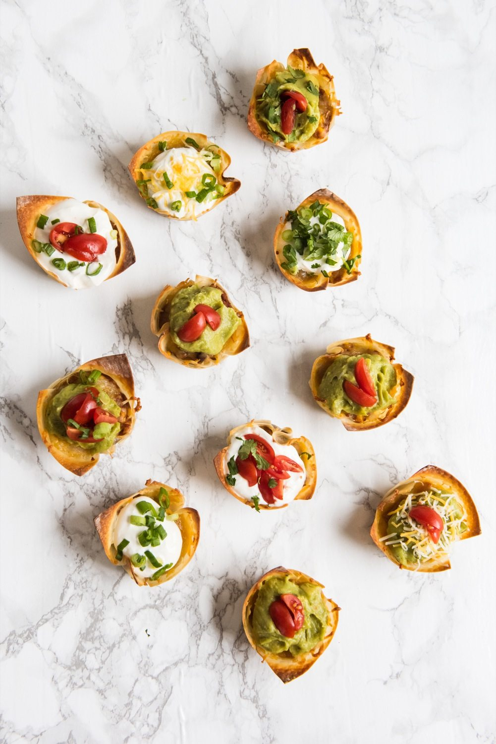 crunchy veggie taco cups super bowl recipes party appetizers ideas and more