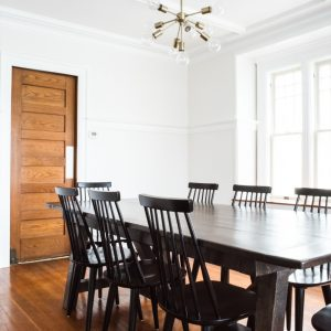Our Dining Room Renovation (Before and After) thumbnail