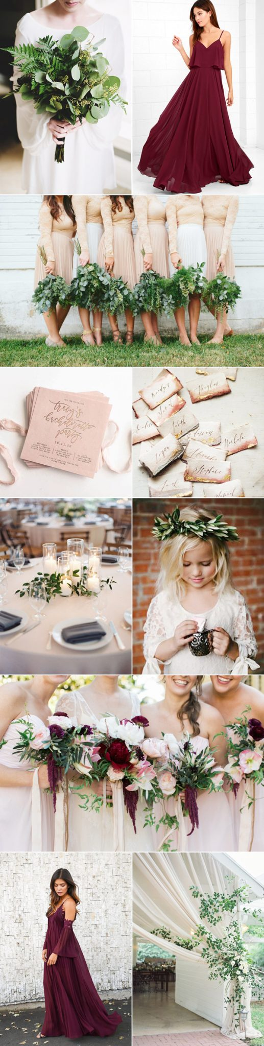 Fall Brunch Wedding Ideas | Encore wedding ideas from @cydconverse