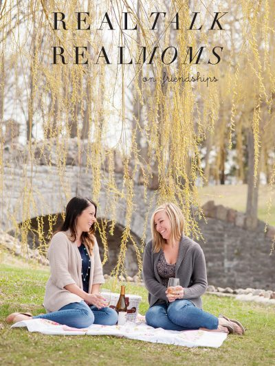 Real Talk with Real Moms: On Friendships thumbnail