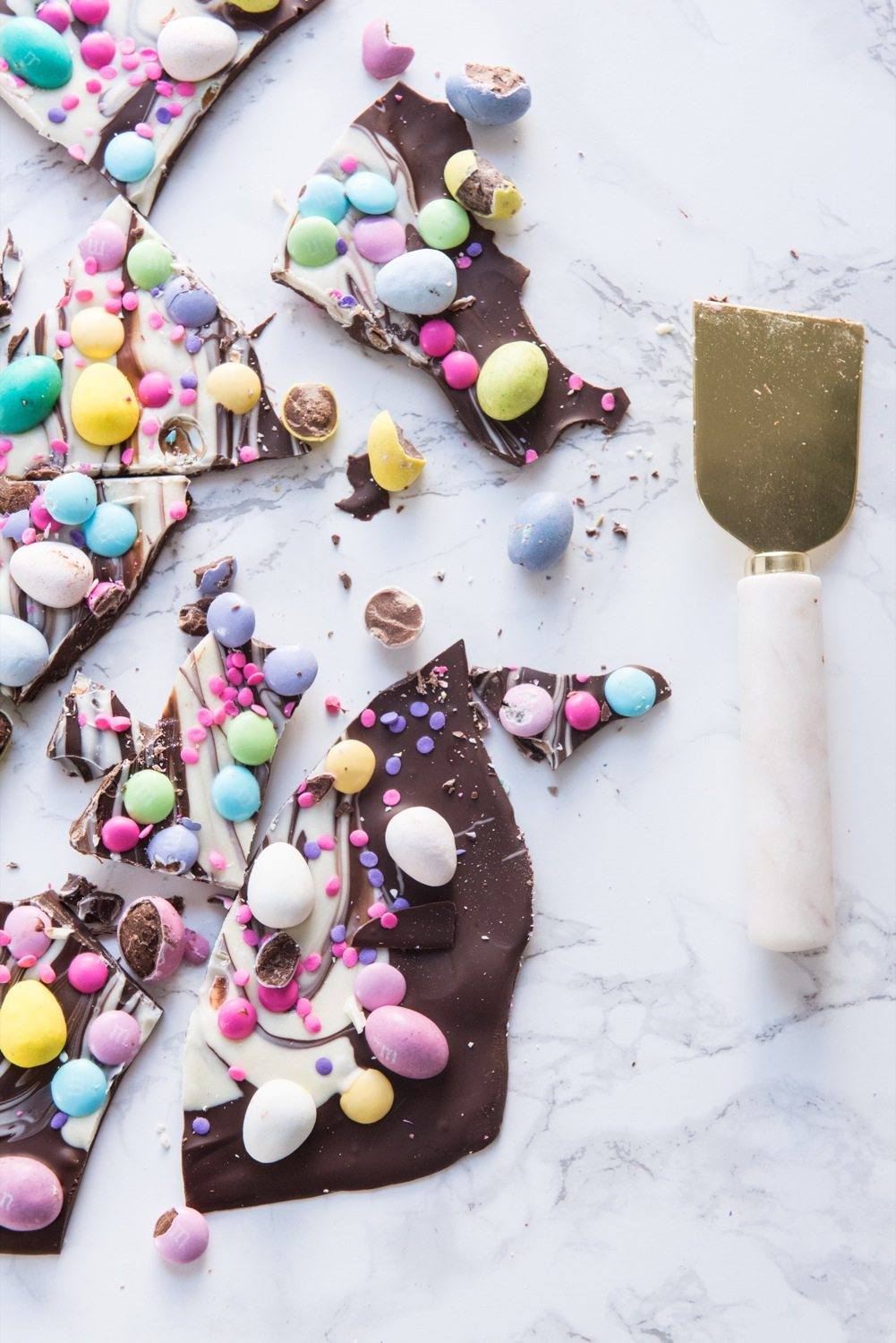 Easter Candy Bark The Sweetest Occasion