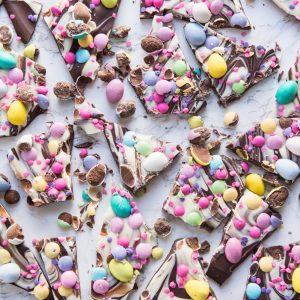 Easter Candy Bark thumbnail