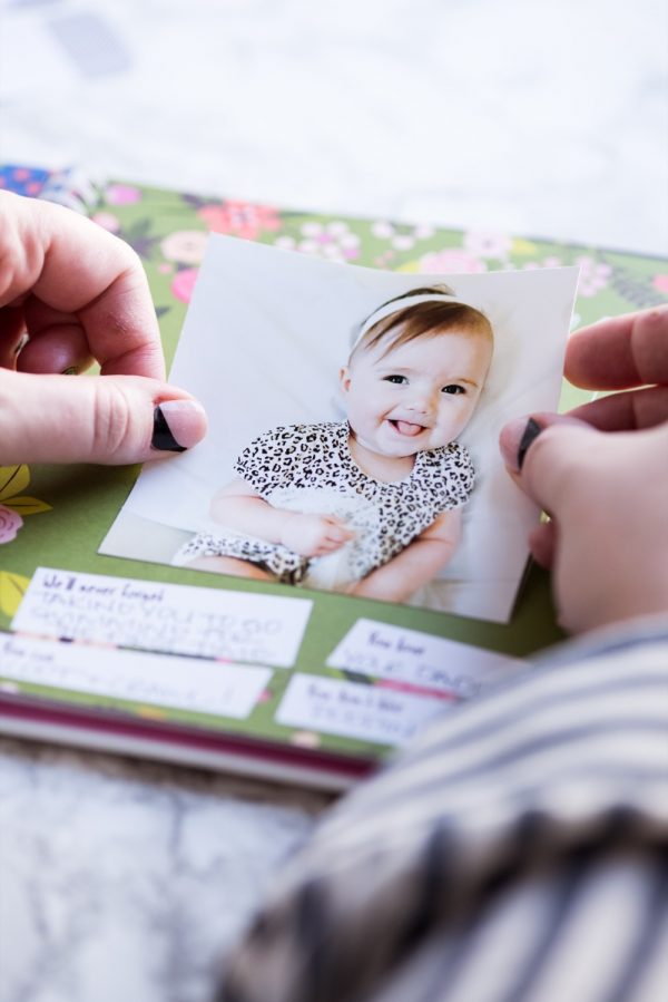 Baby Book Ideas | Best book books, modern baby books, baby scrapbook and more memory keeping ideas from @cydconverse