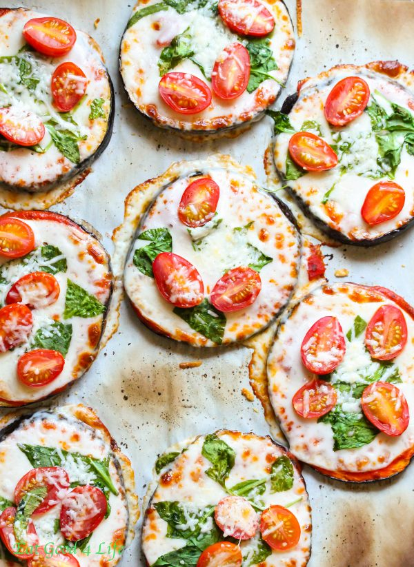 Eggplant Pizza | Friday night dinner ideas, easy dinner recipes, weeknight dinner ideas and more from @cydconverse