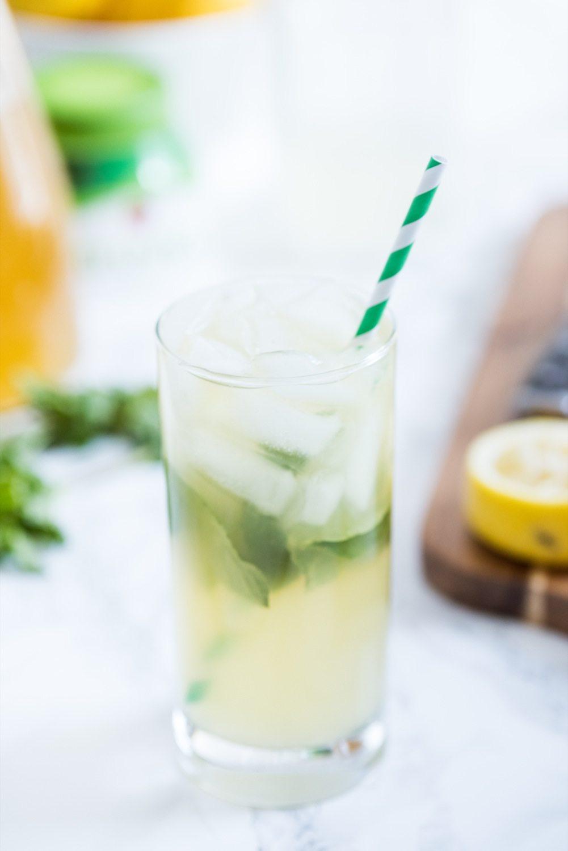 how to make the best homemade lemonade