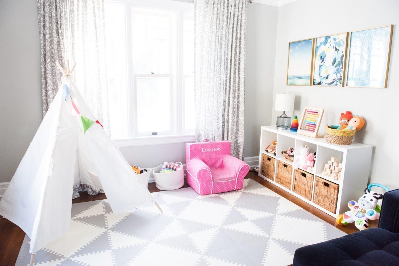 Gray Kids Room Set