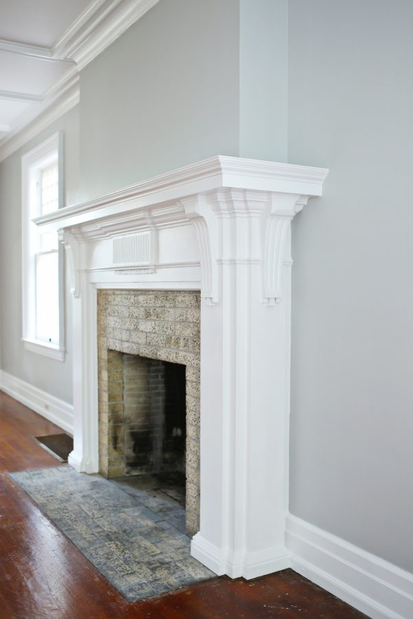 The Sweetest Old House - Old Home Renovation Ideas from @cydconverse