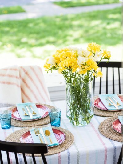 How to Host a Chic Patriotic Picnic thumbnail