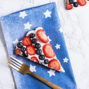 DIY Star Spangled Napkins thumbnail