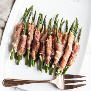 Prosciutto Wrapped Asparagus thumbnail