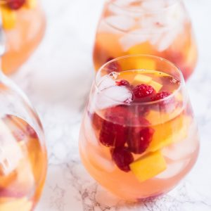 Sparkling Summer Solstice Sangria thumbnail