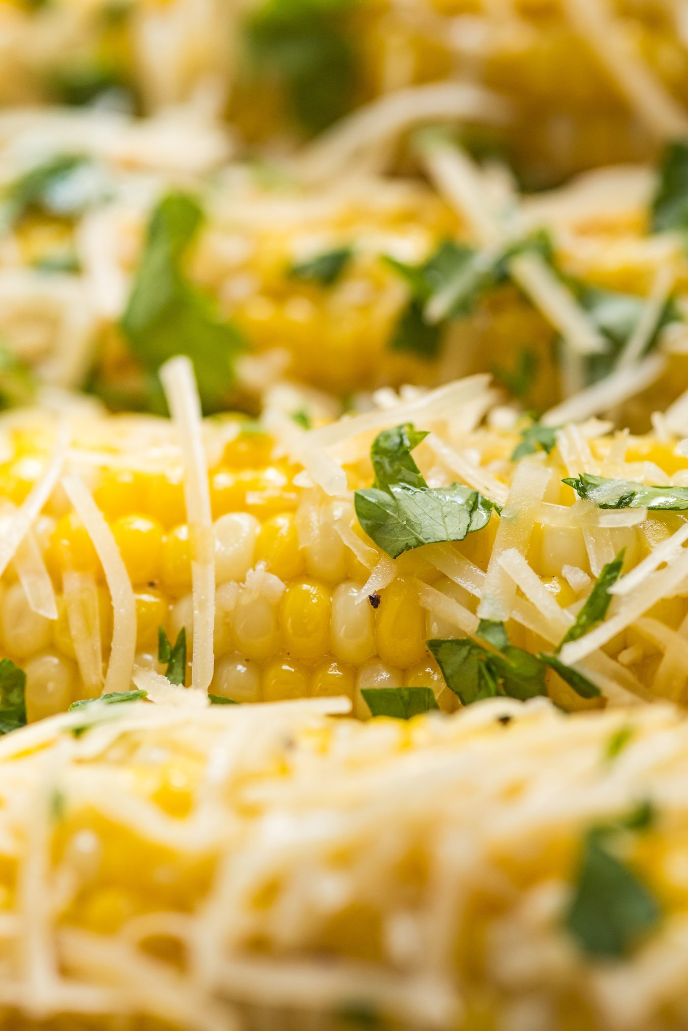 Garlic Parmesan Grilled Corn Recipe   Party recipes, entertaining tips, party ideas and more from @cydconverse