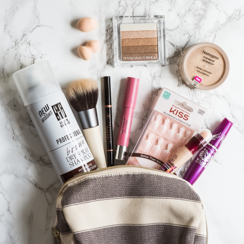 My 10 Favorite Everyday Beauty Products