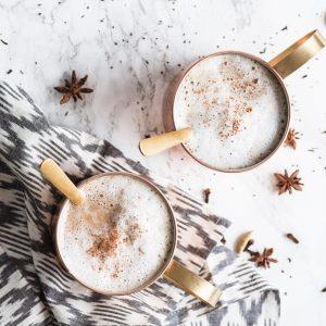 Homemade Chai Tea Latte thumbnail