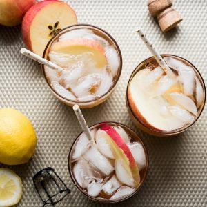 Sparkling Apple Rosé Sangria thumbnail