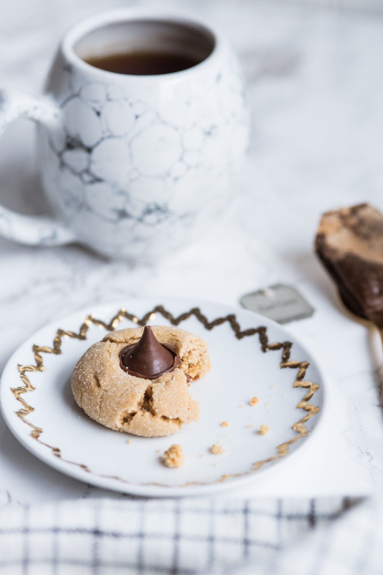 The Best Peanut Butter Blossoms Recipe - The Sweetest Occasion