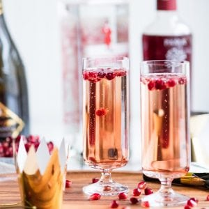 Sparkling Pomegranate French 75 thumbnail