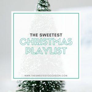 The Sweetest Christmas Playlist thumbnail