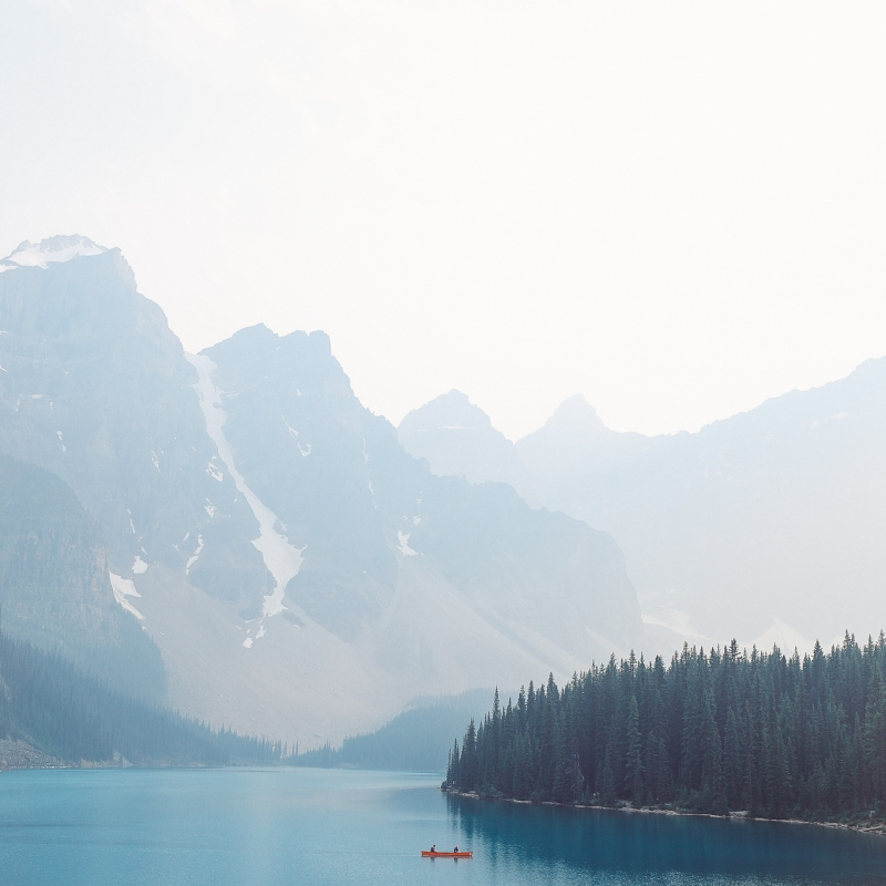 Planning Our Bucket List Trip to Banff