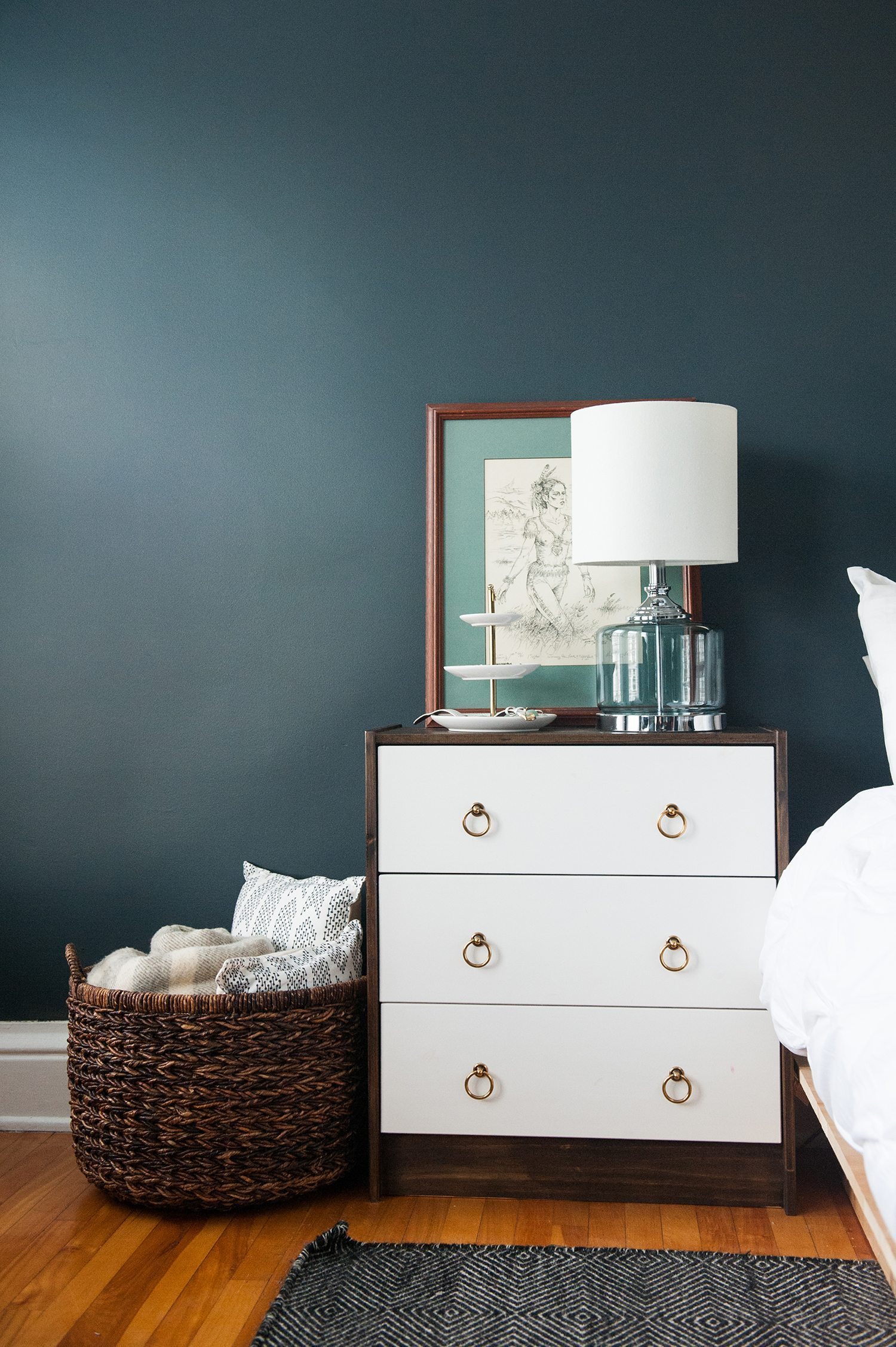 Designing Our Tiny Master Bedroom The Sweetest Occasion