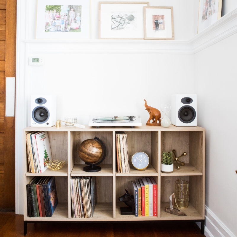 Our Record Player Setup + Review