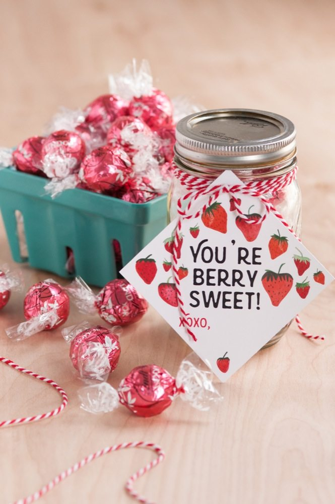 You're Berry Sweet Printables